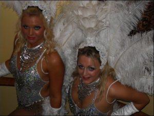 showgirls Cardiff