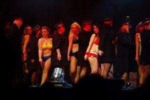 Glasgow burlesque a Christmas Carol
