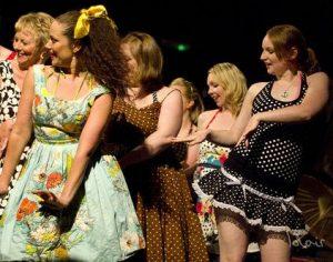 Glasgow burlesque